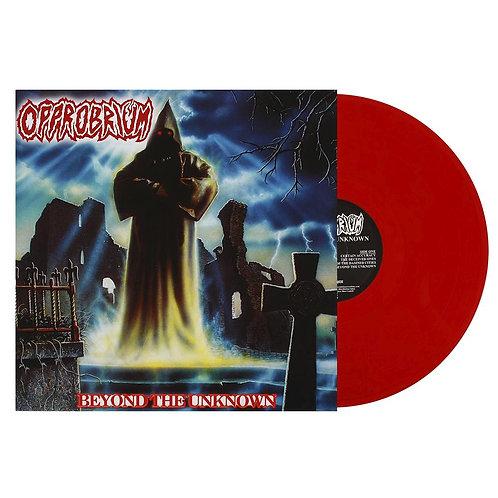 Opprobrium - Beyond The Unknown Red Vinyl LP