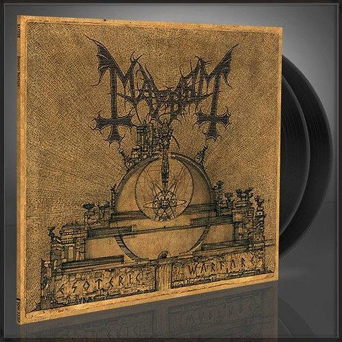 Mayhem - Esoteric Warfare Black Vinyl 2LP