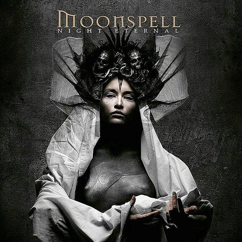 Moonspell - Night Eternal CD
