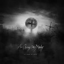 """Au Champ Des Morts - Le Jour Se Leve Black Vinyl 7"""""""