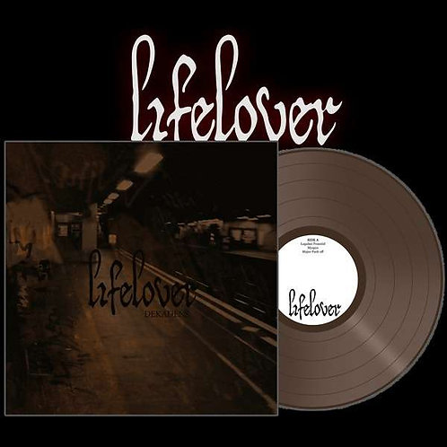 Lifelover - Dekadens Brown Vinyl LP