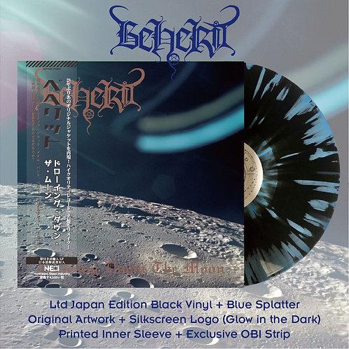 Beherit - Drawing Down The Moon Ltd Black Vinyl + Blue Splatter