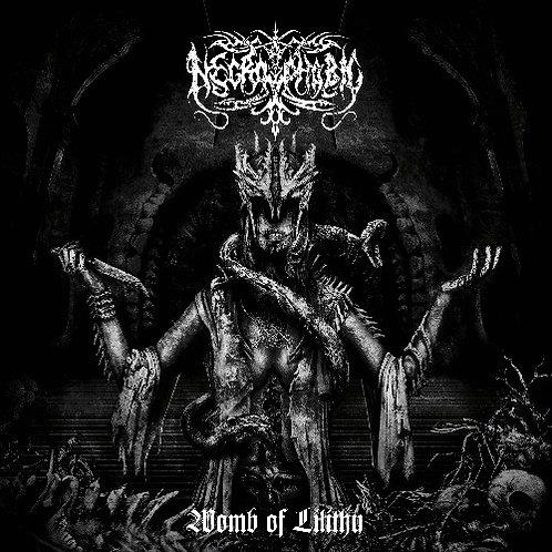 Necrophobic - Womb Of Lilithu CD