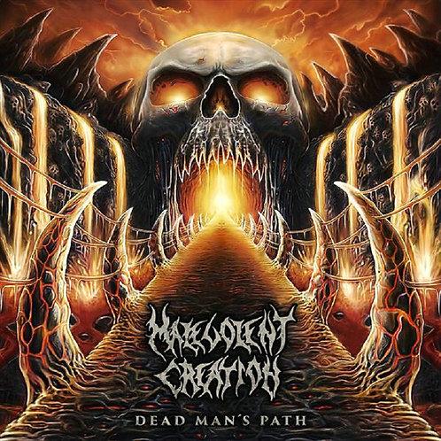 Malevolent Creation - Dead Man S Path CD
