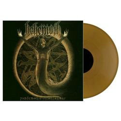 Behemoth - Pandemonic Incantations Golden Vinyl LP