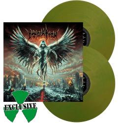 Immolation - Atonement NB Golden Vinyl 2LP