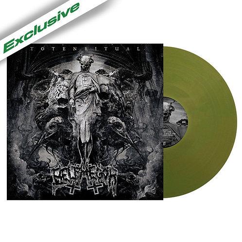 Belphegor - Totenritual Nb Anniversary Green Vinyl LP