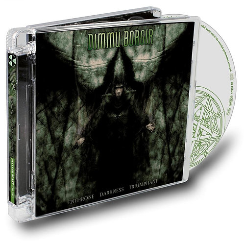 Dimmu Borgir - Enthrone Darkness Triumphant - Reloaded CD