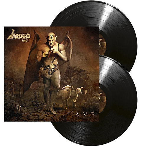 Venom Inc. - Ave Black Vinyl 2LP