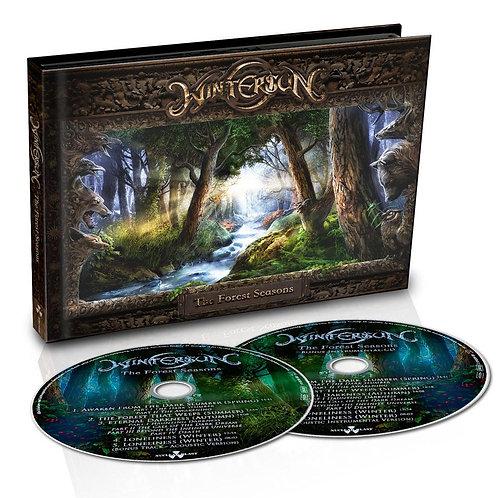 Wintersun - The Forest Seasons Digibook 2CD Digipak