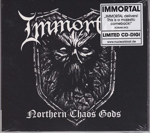 Immortal - Northern Chaos Gods CD Digipak