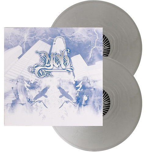 Yob - The Unreal Never Lived Silver Vinyl 2LP