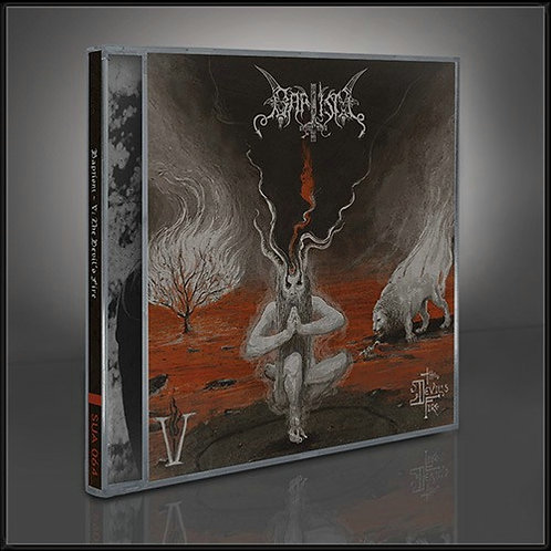 Baptism - V: The Devil S Fire CD