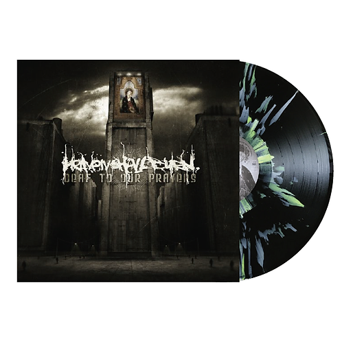 Heaven Shall Burn - Deaf To Our Prayers Splatter Vinyl Ltd 300