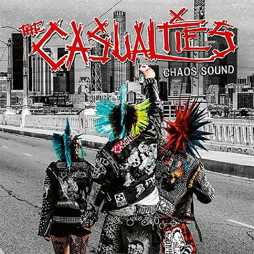 The Casualties - Chaos Sound CD