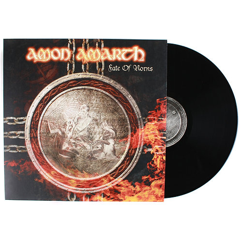Amon Amarth - Fate Of Norns Black Vinyl LP