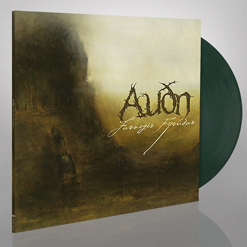 Audn - Farvegir Fyrndar Green Vinyl LP