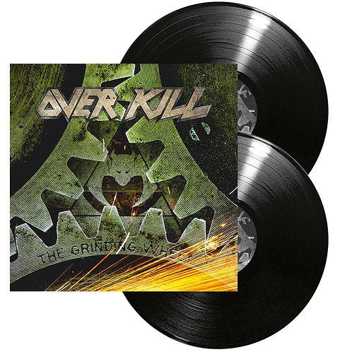 Overkill - The Grinding Wheel Black Vinyl 2LP