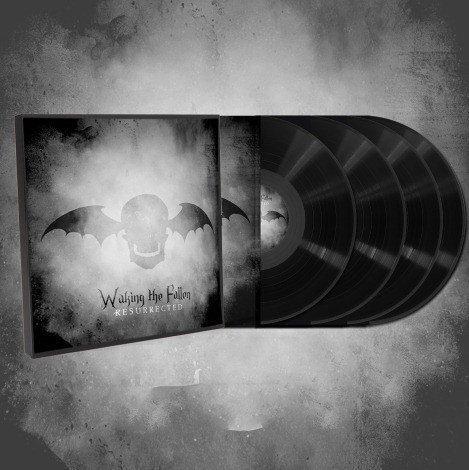 Avenged Sevenfold - Waking The Fallen Black Vinyl Box Set 5LP