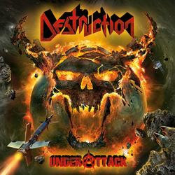 Destruction - Under Attack CD