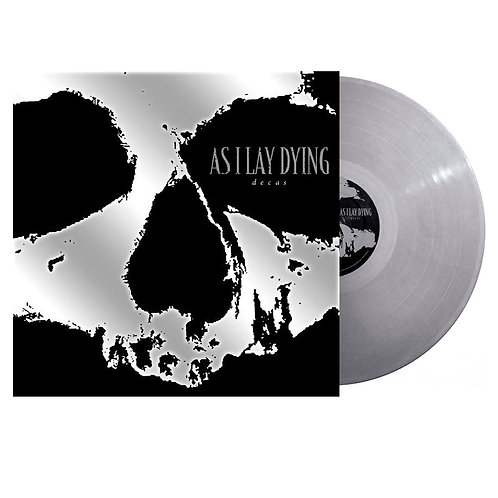 As I Lay Dying - Decas Silver Vinyl LP