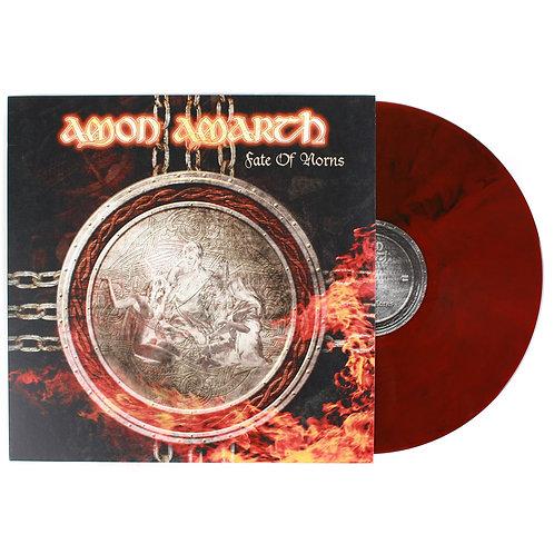 Amon Amarth - Fate Of Norns Orange Brown Marble Vinyl LP