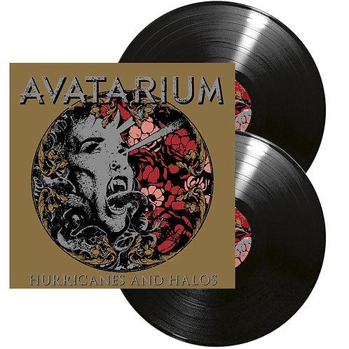 Avatarium - Hurricanes And Halos Black Vinyl 2LP