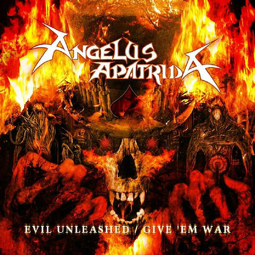 Angelus Apatrida - Evil Unleashed / Give  Em War CD