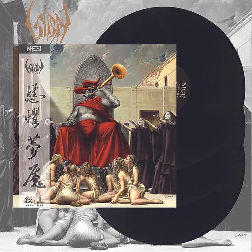 Sigh - Scenario IV: Dread Dreams Black Vinyl 3LP