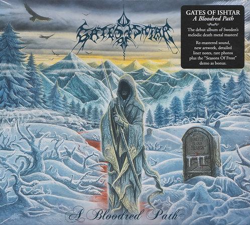 Gates Of Ishtar - A Bloodred Path CD Digipak