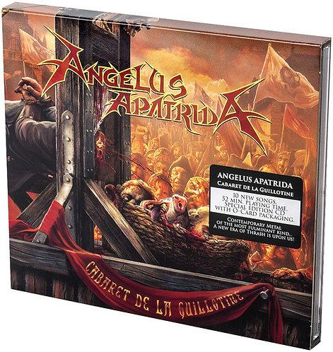 Angelus Apatrida - Cabaret De La Guillotine  CD