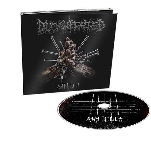 Decapitated - Anticult CD Digipak