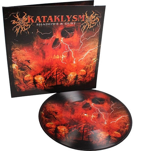 Kataklysm - Shadows & Dust Picture Vinyl LP