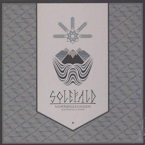 Solefald – Norrønasongen. Kosmopolis Nord Black Vinyl LP