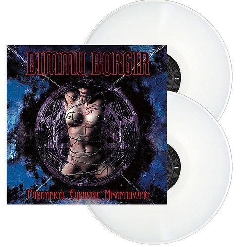 Dimmu Borgir - Puritanical Euphoric Misanthropia White Vinyl 2LP