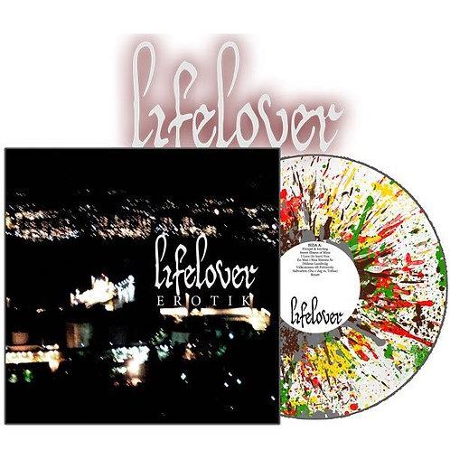 Lifelover - Erotik Splatter Vinyl LP Ltd 100