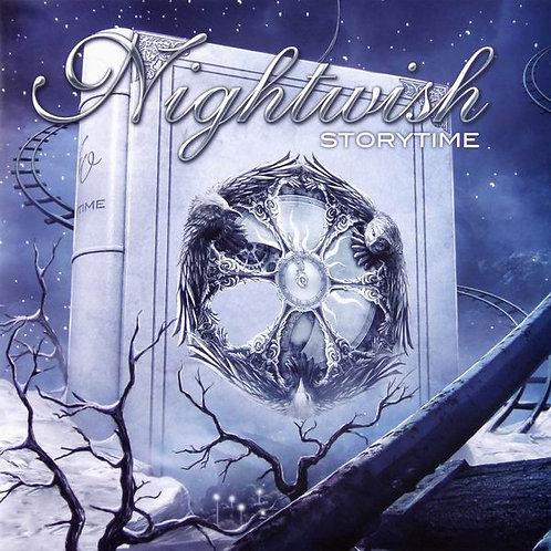 "Nightwish - Storytime White Vinyl 10"""