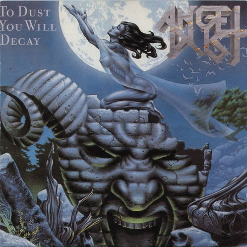 Angel Dust - To Dust You Will Decay Black Vinyl LP
