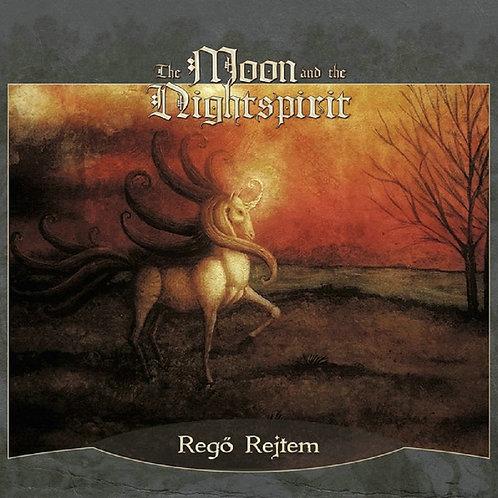 The Moon And The Nightspirit - Rego Rejtem CD Digipak