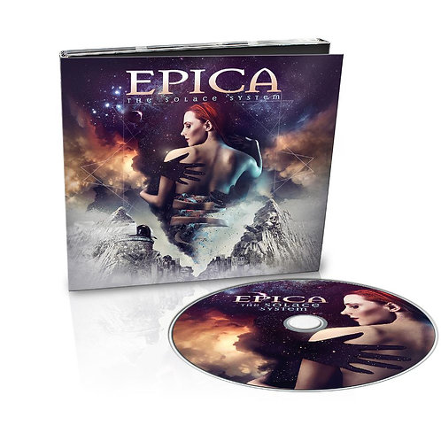 Epica - The Solace System CD Digipak