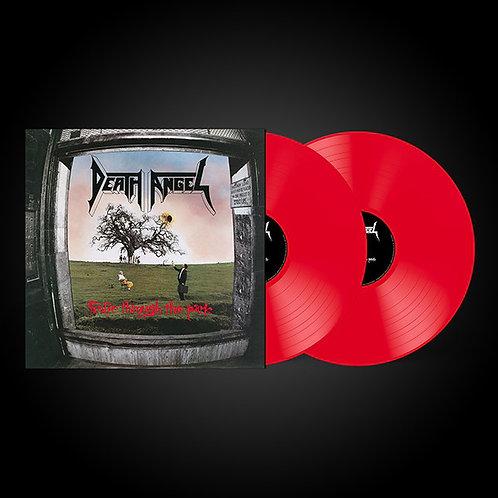 Death Angel - Frolic Through The Park Red Vinyl 2LP