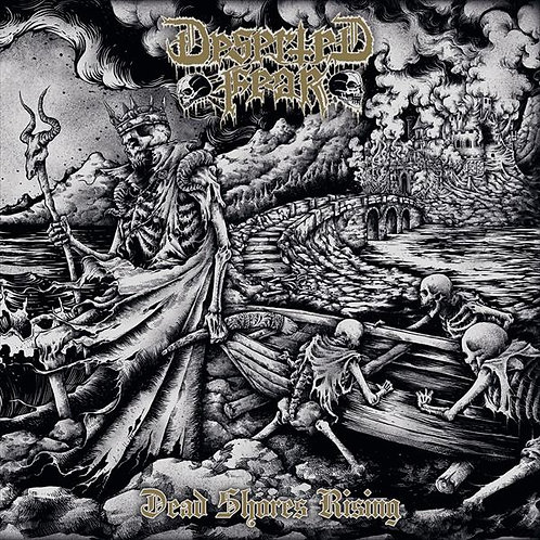 Deserted Fear - Dead Shores Rising CD Digipak