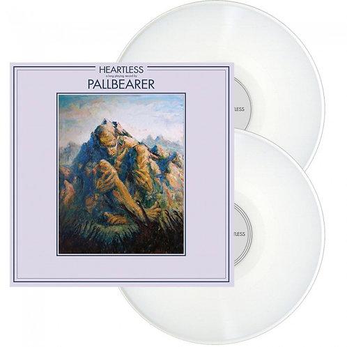 Pallbearer - Heartless White Vinyl 2LP