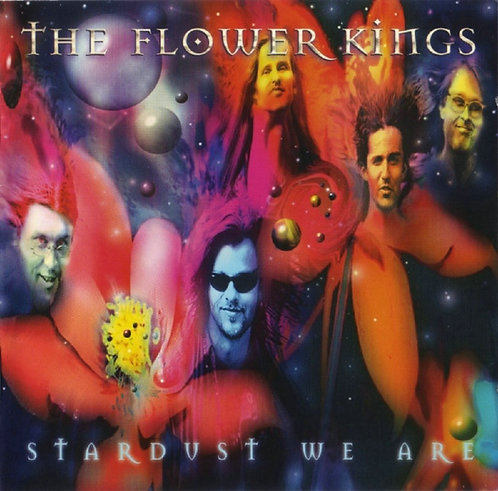The Flower Kings - Stardust We Are CD