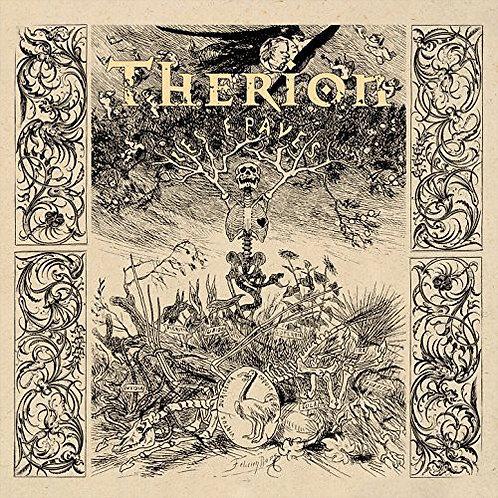 Therion - Les Epaves Cream Vinyl LP
