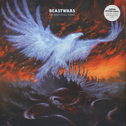 Beastwars - Death Of All Purple Vinyl LP