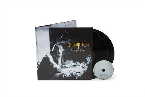 Redemption - The Origins Of Ruin Black Vinyl 2LP