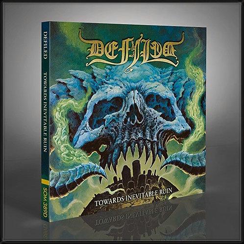 Defiled - Towards Inevitable Ruin CD Digipak