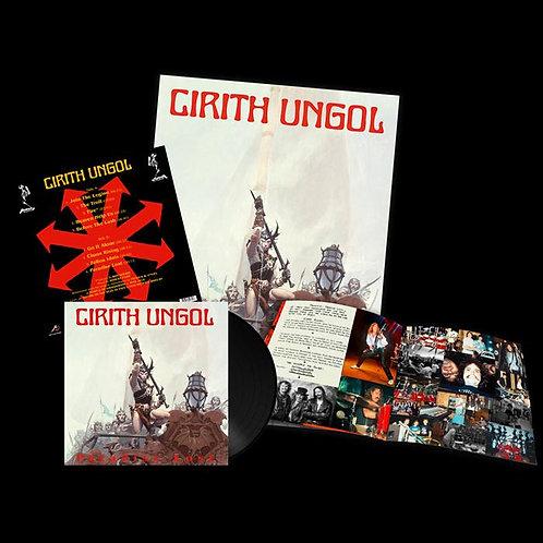 Cirith Ungol - Paradise Lost Black Vinyl LP