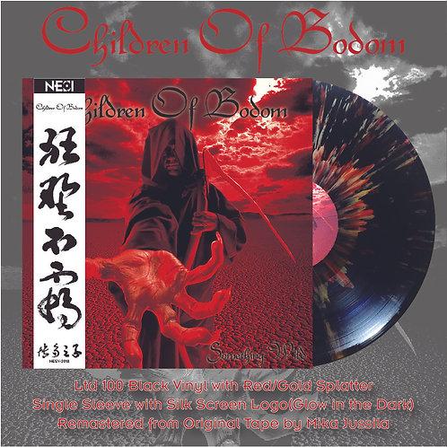 Children Of Bodom - Something Wild Ltd 100 Splatter Vinyl